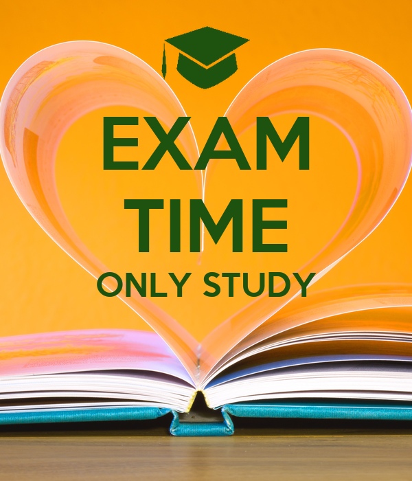 Exam time only study poster prem keep calm o matic exam time only study thecheapjerseys Image collections