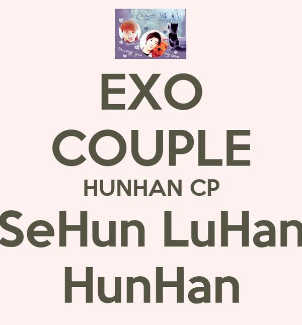 EXO COUPLE HUNHAN CP SeHun LuHan HunHan