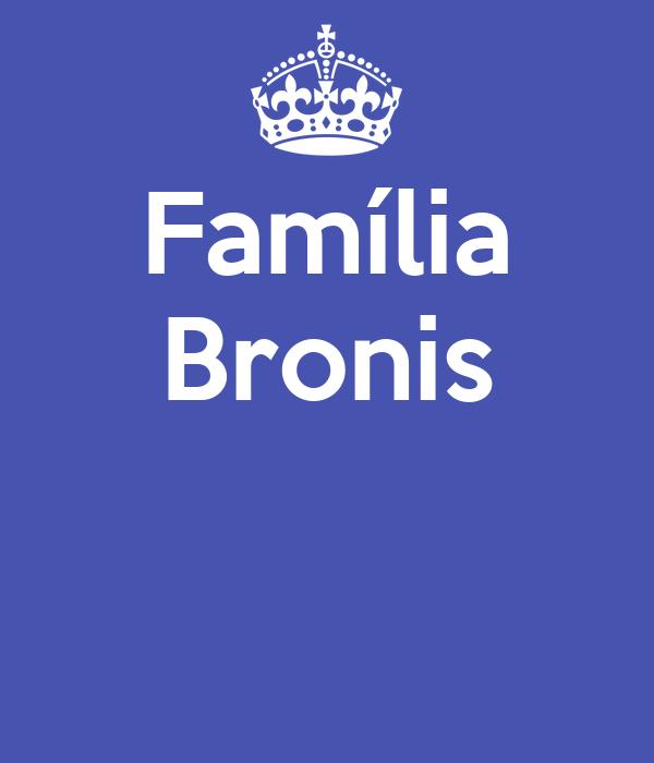 Família Bronis