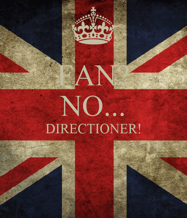 FAN? NO... DIRECTIONER!