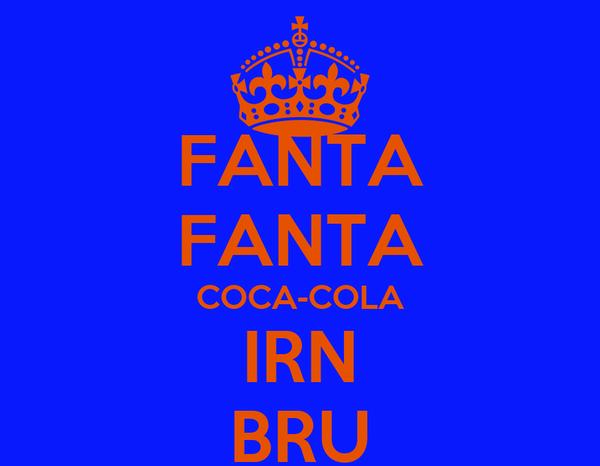 FANTA FANTA COCA-COLA IRN BRU