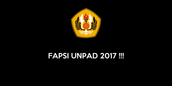 FAPSI UNPAD 2017 !!!