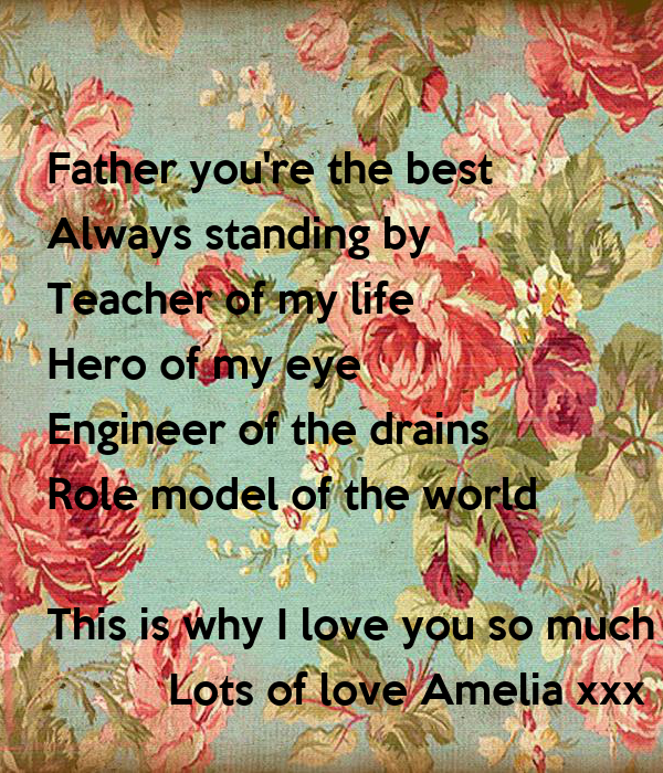 my role as a father a teacher and a hero Read this short paragraph about my mother   short paragraph about my father – my hero paragraph on advantages and disadvantages of science.