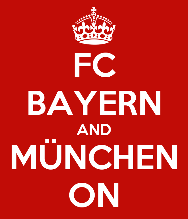 FC BAYERN AND MÜNCHEN ON