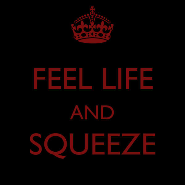 FEEL LIFE AND SQUEEZE