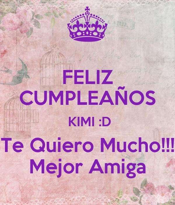Feliz Cumpleaños Amiga Tumblr