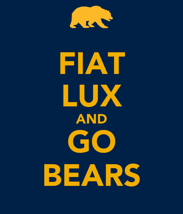 FIAT LUX AND GO BEARS