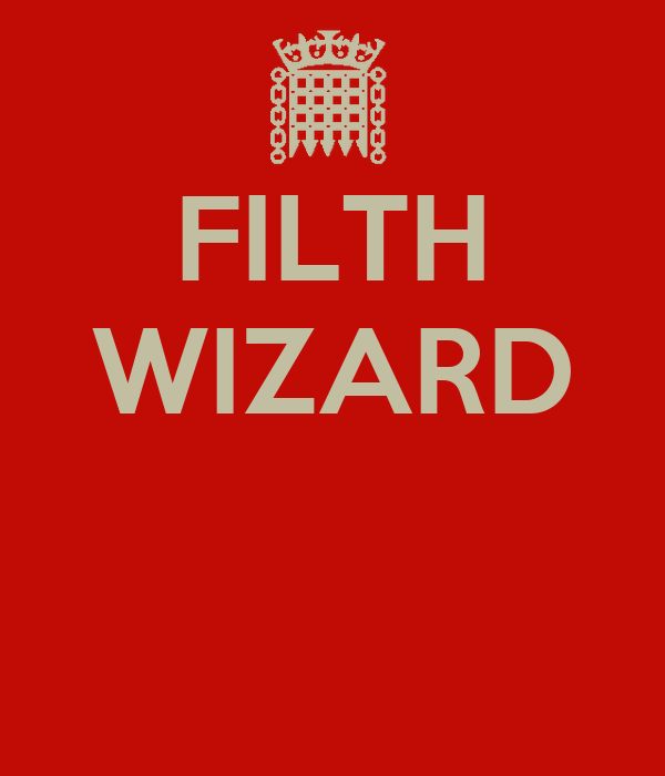 FILTH WIZARD