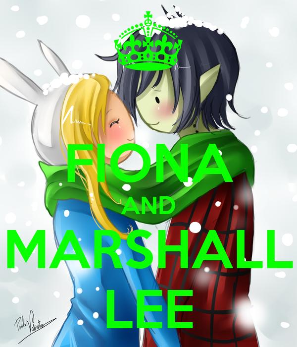 FIONA AND MARSHALL LEE