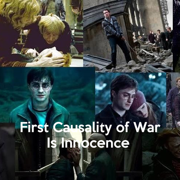 First Causality of War Is Innocence