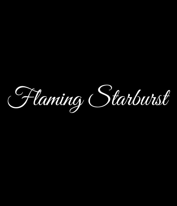 Flaming Starburst