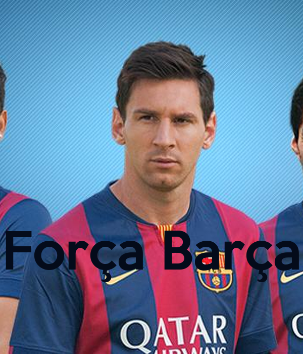 ¡Força Barça!
