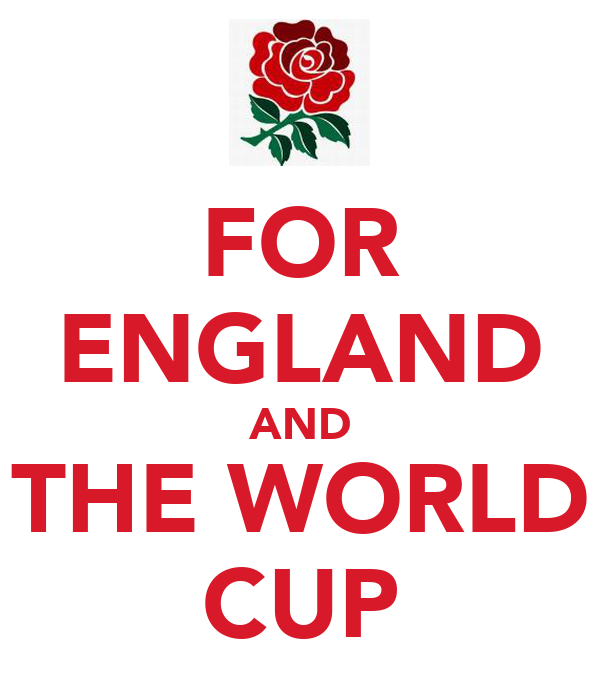 FOR ENGLAND AND THE WORLD CUP