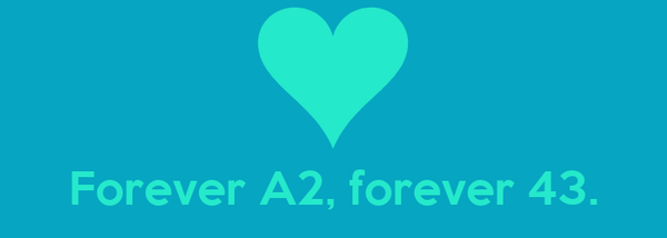 . . Forever A2, forever 43. CARRY ON