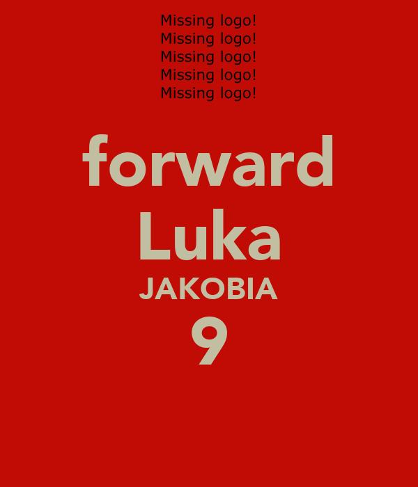 forward Luka JAKOBIA 9