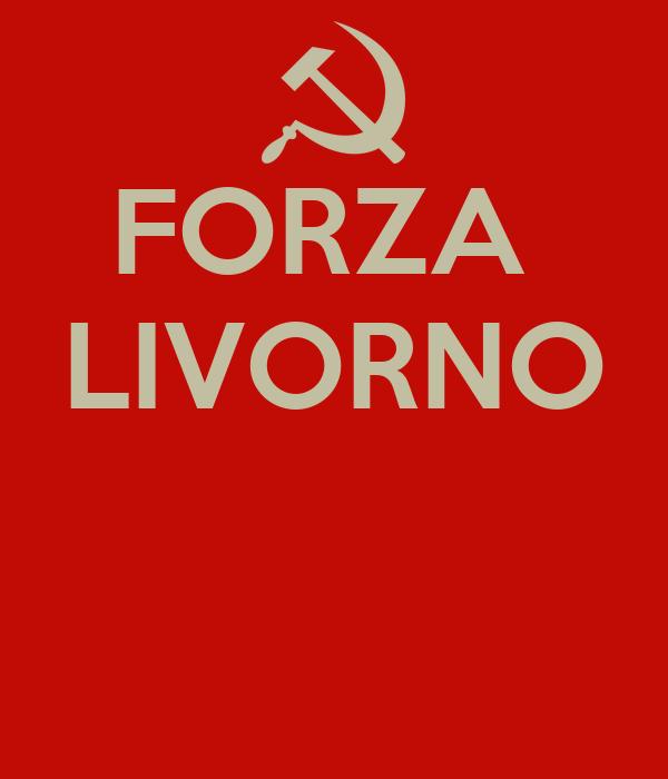 FORZA  LIVORNO