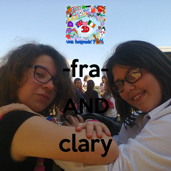 -fra- AND clary