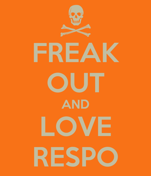 FREAK OUT AND LOVE RESPO