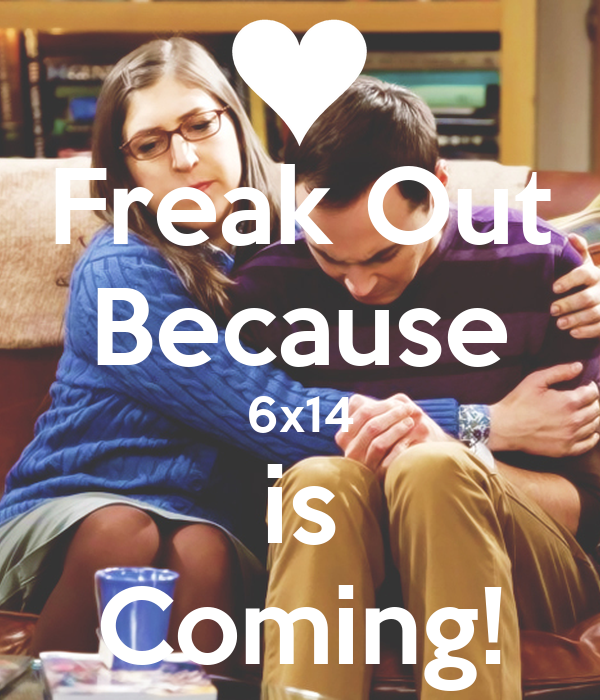 Freak Out Because 6x14 is Coming!