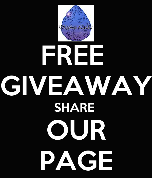 FREE  GIVEAWAY SHARE  OUR PAGE