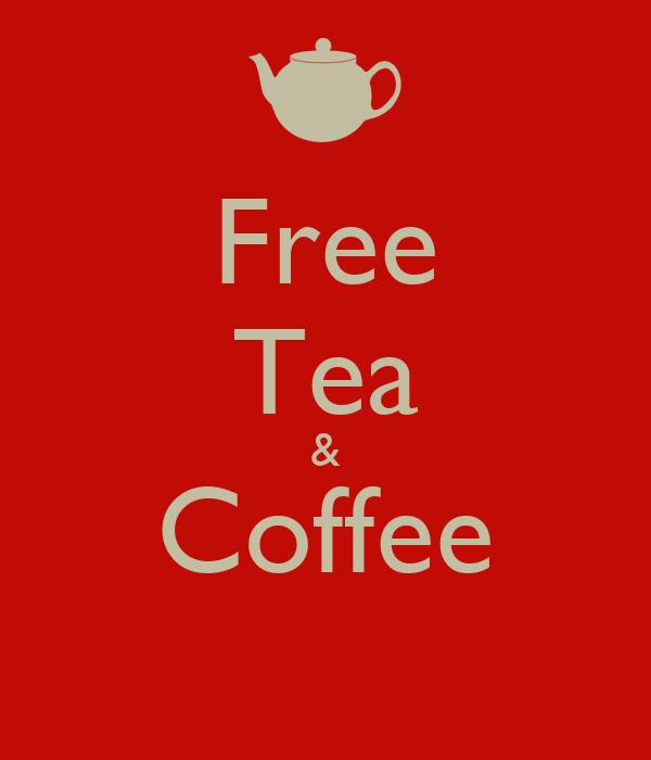 free tea coffee poster billy keep calm o matic