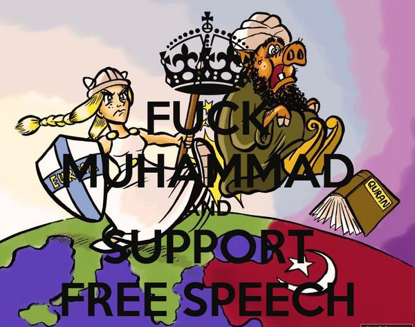 Fuck Mohammad 76