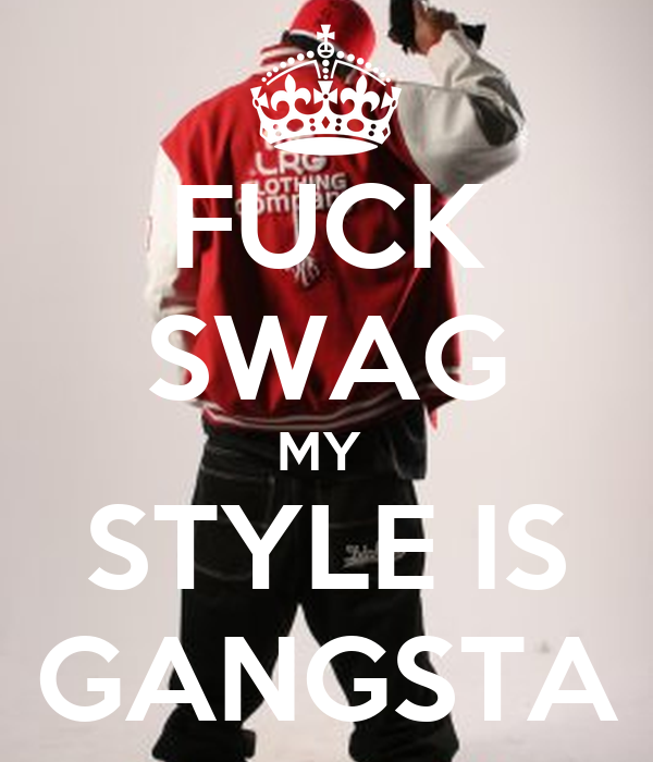 Fuck with style