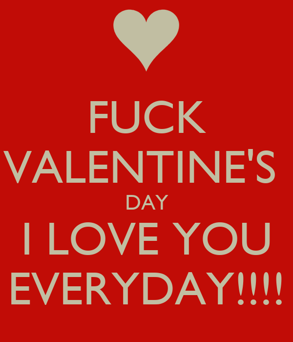 valentines day fuck
