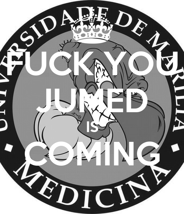 FUCK YOU JUMED IS COMING