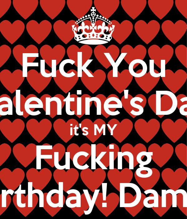 valentines day fucking