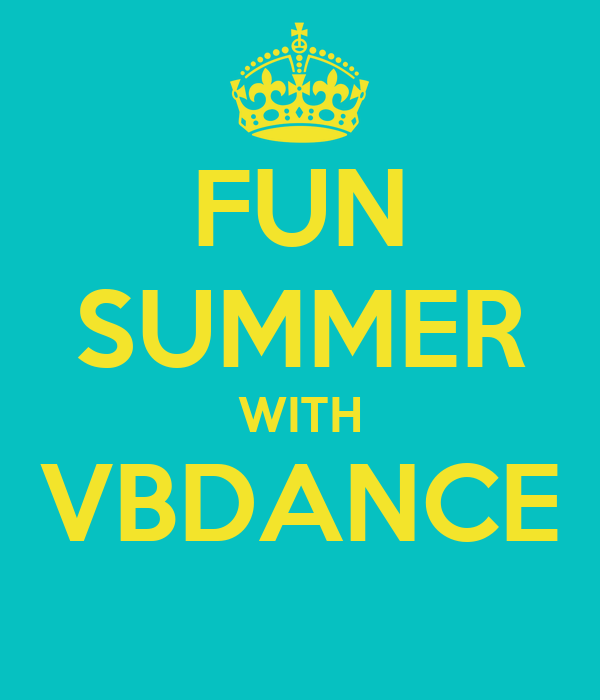 FUN SUMMER WITH VBDANCE