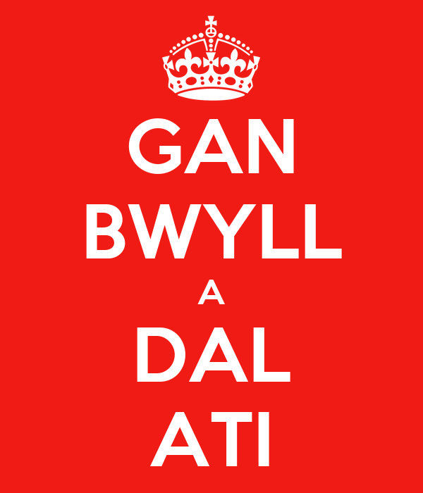 GAN BWYLL A DAL ATI