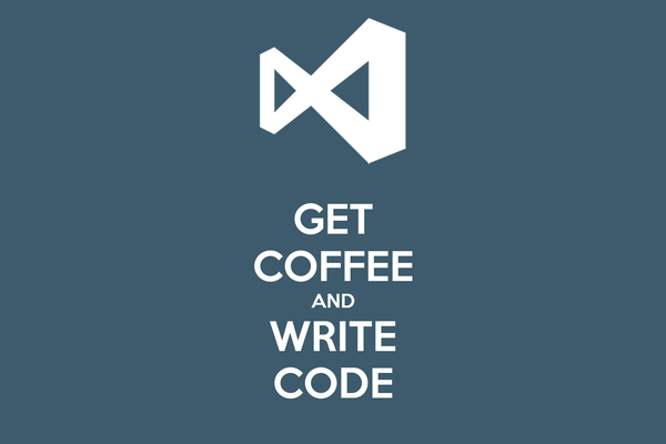 GET COFFEE AND WRITE CODE