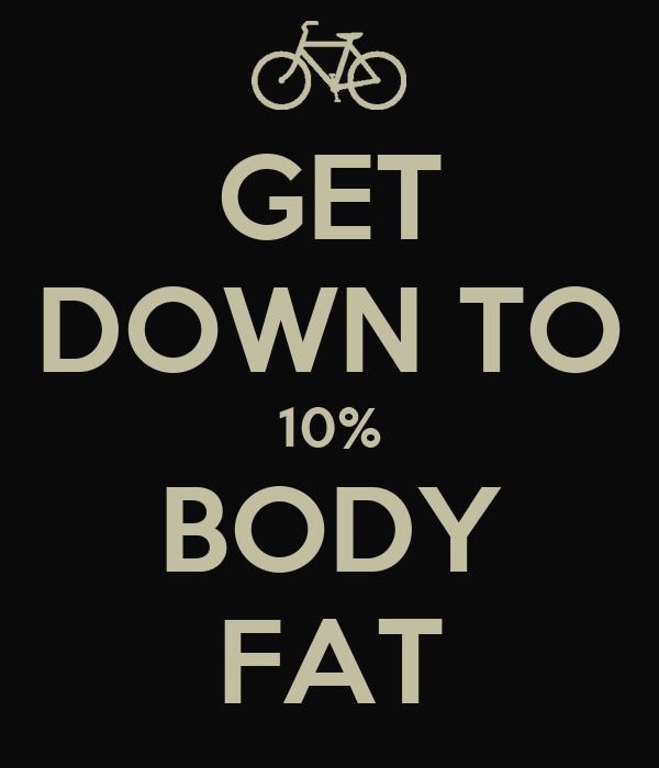 How To Get Body Fat Down 97