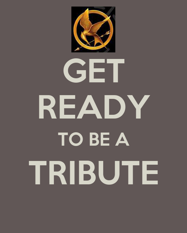 GET READY TO BE A TRIBUTE