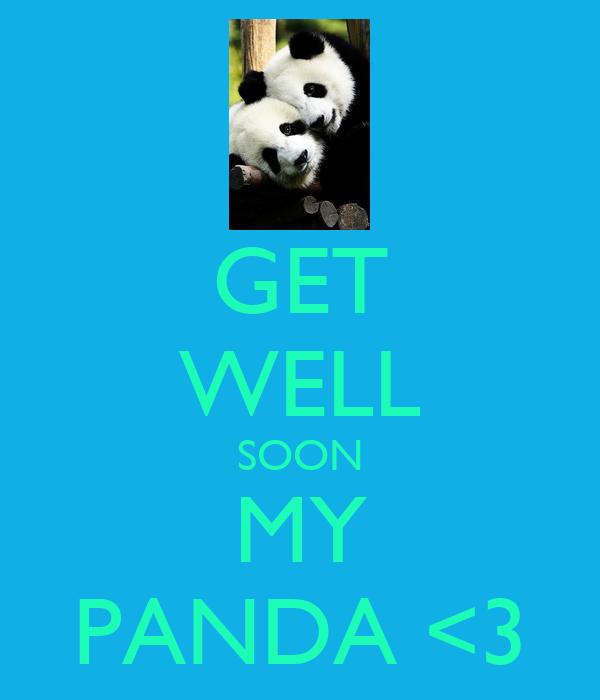 how to get a panda