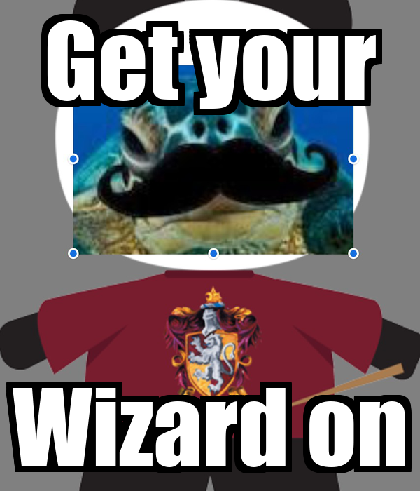 Get your Wizard on