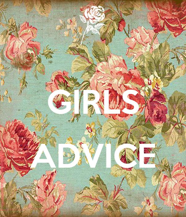 GIRLS  ADVICE