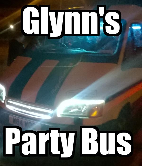 Glynn's Party Bus