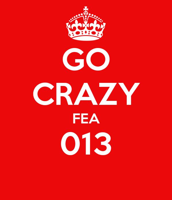 GO CRAZY FEA 013
