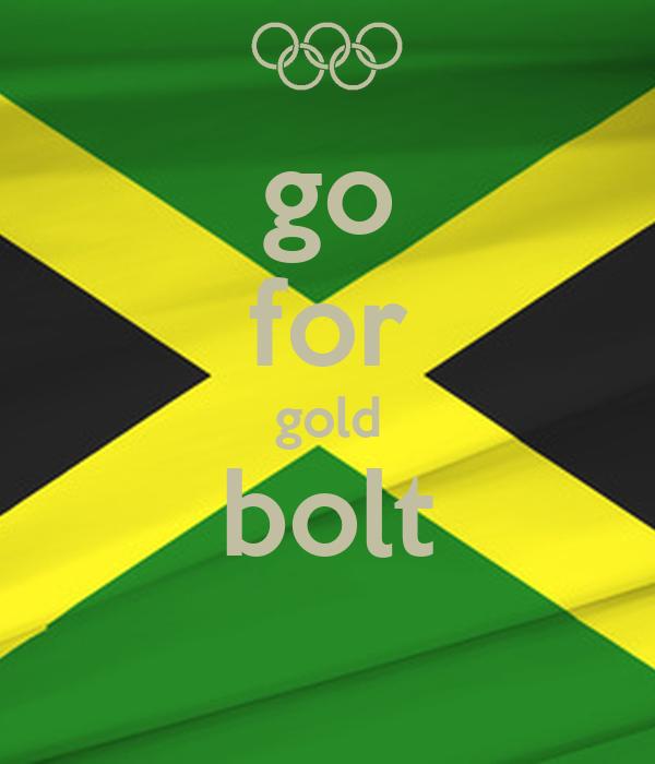 go for gold bolt