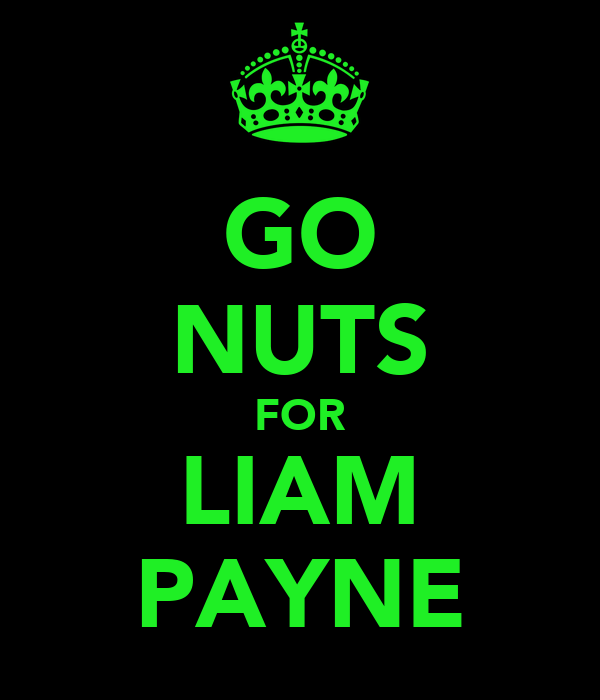 GO NUTS FOR LIAM PAYNE