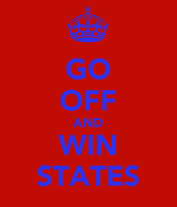 GO OFF AND WIN STATES