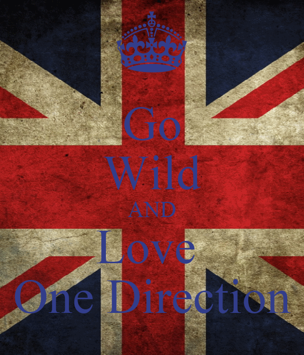 Go Wild AND Love  One Direction
