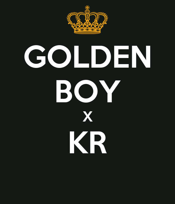 GOLDEN BOY X KR