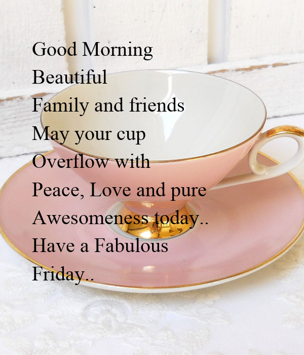 good morning fablous friday images