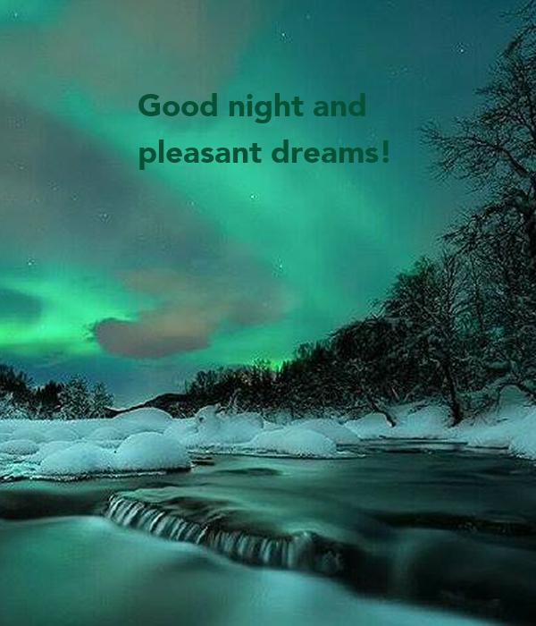 pleasant dreams images