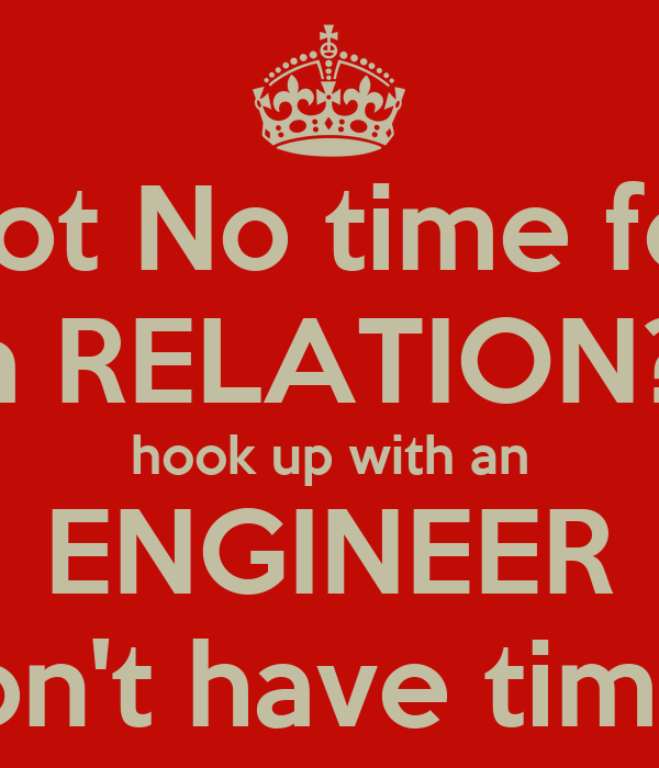 What is hook up engineer