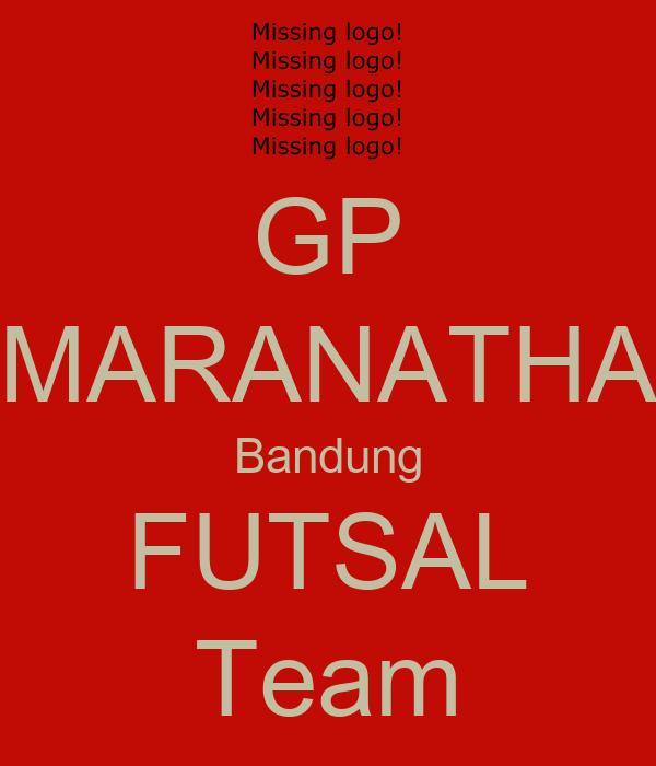 GP MARANATHA Bandung FUTSAL Team