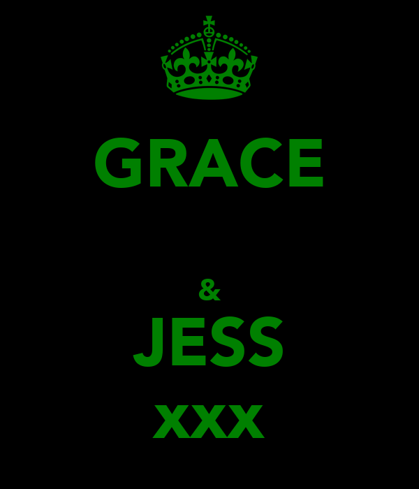 GRACE  & JESS xxx
